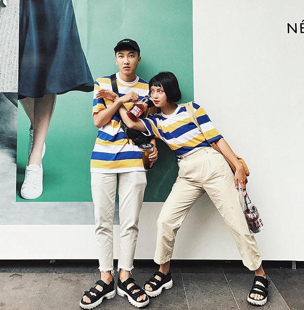 3 cặp đôi hot teen gây sốt Instagram 2017 với style đẹp miễn bàn - 6