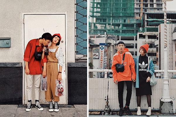 3 cặp đôi hot teen gây sốt Instagram 2017 với style đẹp miễn bàn - 7