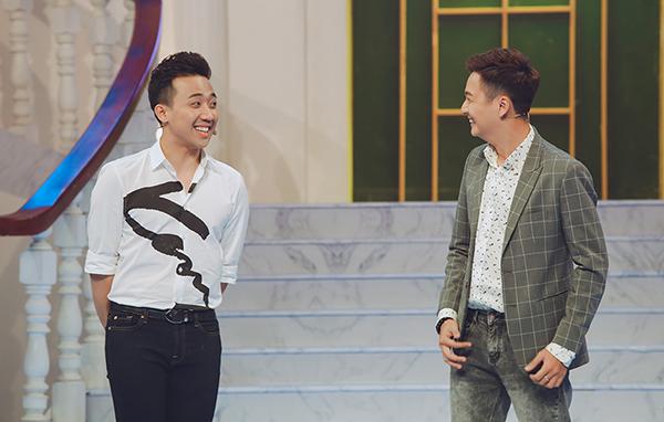 Lý do Ngô Kiến Huy, Trấn Thành quyết không chạy show ngày Tết - 1