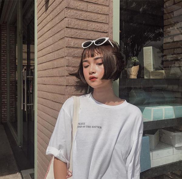 Trào lưu làm tóc khác biệt của các hot girl Hà Nội và Sài Gòn - 9