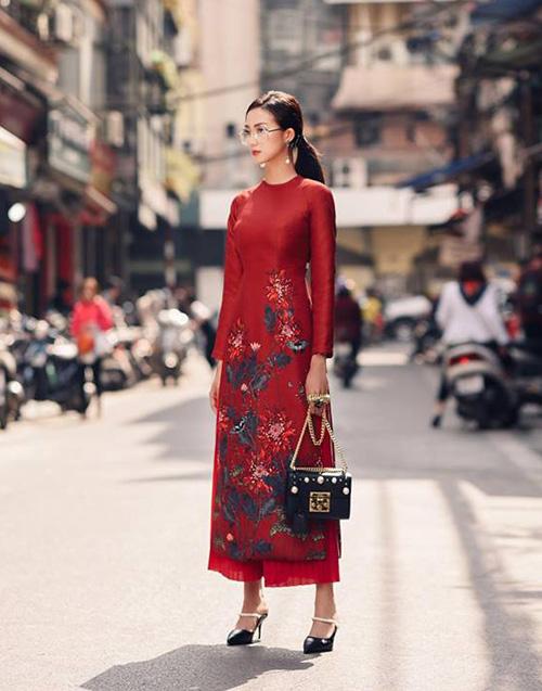 Street style đẹp miễn chê những ngày cận Tết của sao, hot girl Việt - 9