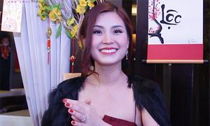 Diễm Trang: 'Cực thích Tết khi làm dâu đất Bắc'