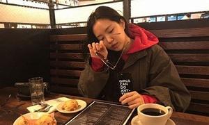Na Eun (Apink) vướng nghi vấn hút thuốc lá