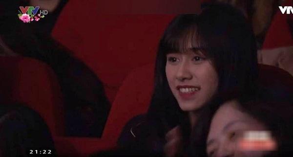 Danh tính cô gái xinh đẹp xuất hiện trong chương trình Táo Quân