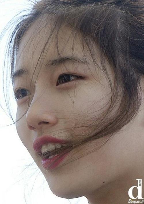 Thử thách chụp ảnh cận mặt: Song Hye Kyo, Kim Tae Hee cũng phải thua Suzy - 8