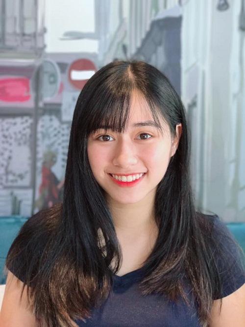 Danh tính cô gái xinh đẹp xuất hiện trong chương trình Táo Quân - 2