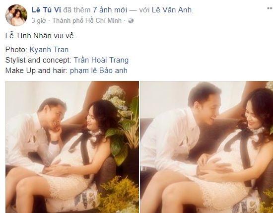 Sao Việt khoe quà, hạnh phúc bên người yêu dịp Valentine - 10