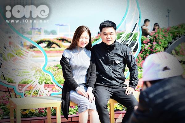 Các cặp gà bông Đà Nẵng xúng xính pose hình đón Tết - 3