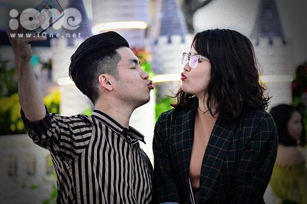 Các cặp gà bông Đà Nẵng xúng xính pose hình đón Tết - 5