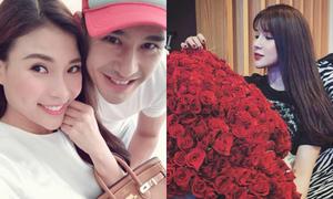 Sao Việt khoe quà, hạnh phúc bên người yêu dịp Valentine