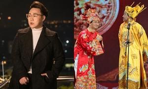 Trung Quân Idol gây tranh cãi khi nhận xét Táo Quân 'nhạt nhất thế kỷ'