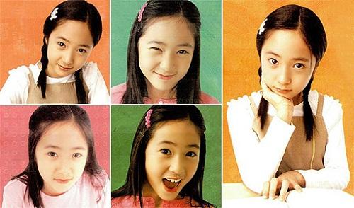 Dàn sao nữ Hàn sinh năm 94: Toàn những gương mặt đẹp từ bé - 2