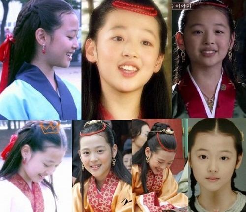 Dàn sao nữ Hàn sinh năm 94: Toàn những gương mặt đẹp từ bé - 4