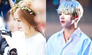 Ngày mùng 1 Tết: Xuất hiện những nam và nữ idol đẹp nhất