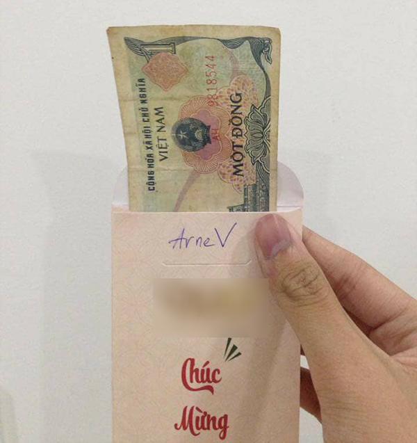 Gặp tờ tiền này nên vui hay buồn đây các bạn?