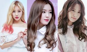Irene bất ngờ bị vượt mặt, Yoon Ah 'khiêm tốn' trên BXH thương hiệu