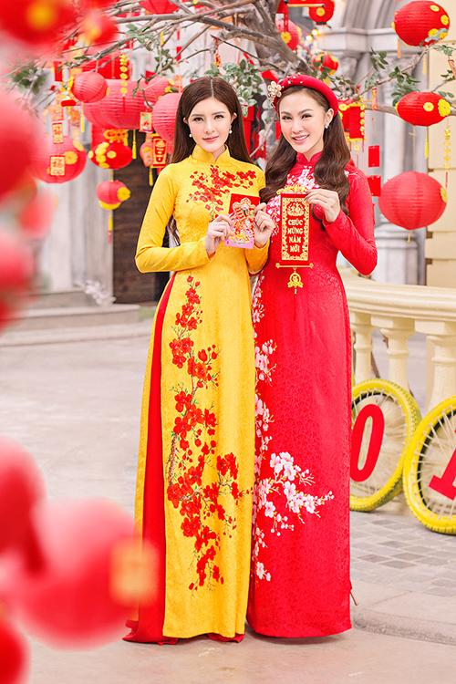 Kelly Nguyễn rủ rê bạn thân Lilly Luta duxuân