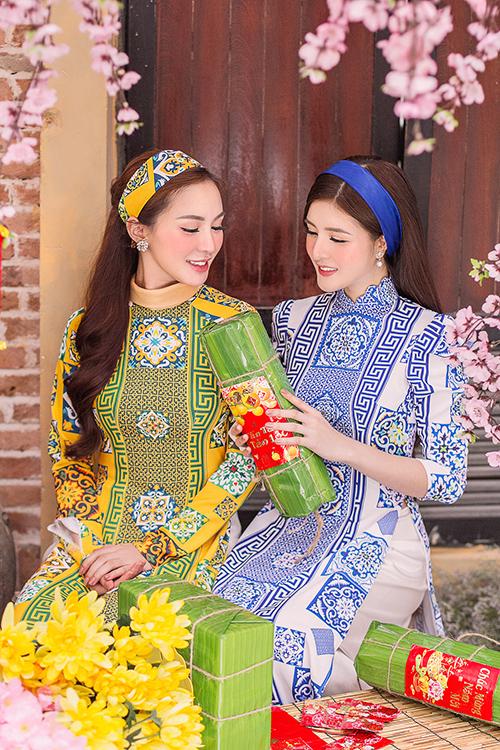 Kelly Nguyễn rủ rê bạn thân Lilly Luta duxuân - 4