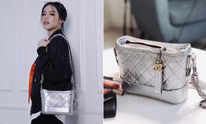 Lục túi những món đồ làm đẹp 'bất ly thân' của Khánh Linh The Face