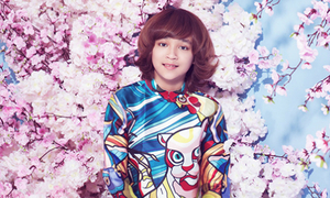 Thiên Khôi Idol kid ngày càng có tố chất 'soái ca'