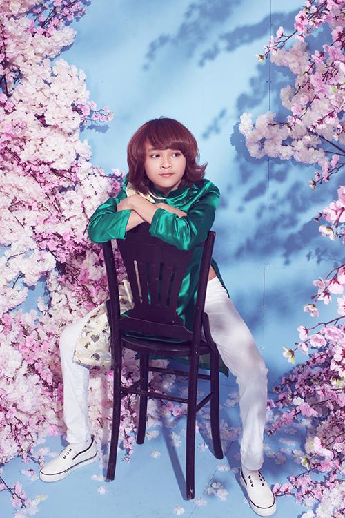 Thiên Khôi Idol kid ngày càng có tố chất soái ca - 6