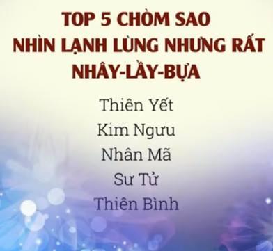 Bảng xếp hạng những cái nhất của 12 cung hoàng đạo (3) - 9