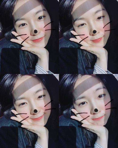 Irene chứng minh đẳng cấp nữ thần, da đẹp không cần kem nền