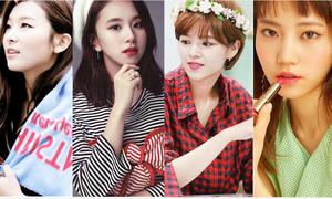 4 bóng hồng xinh đẹp, tài năng vẫn bị lu mờ trước idol cùng nhóm
