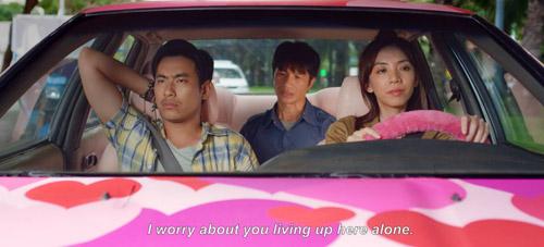 Phim hài kiểu Châu Tinh Trì của Dustin Nguyễn nhận mưa lời khen