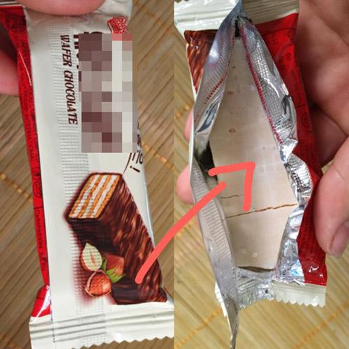 Thế giới tàn nhẫn đến độ vỏ bánh kẹo cũng lừa dối chúng ta
