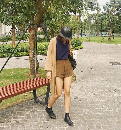 Loạt chiêu ăn mặc giúp cao hơn 5cm của các hot girl nấm lùn - 5