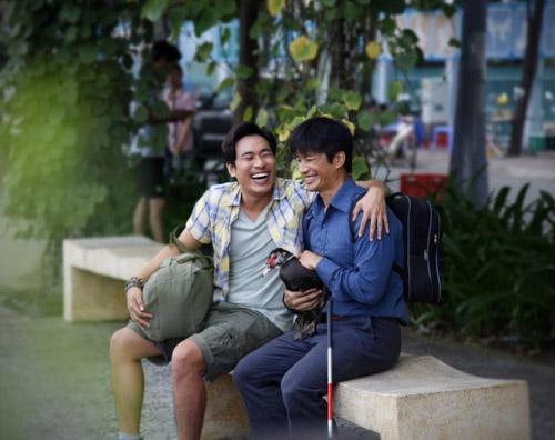 Phim hài kiểu Châu Tinh Trì của Dustin Nguyễn nhận mưa lời khen - 1