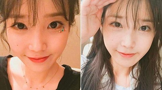 5 idol Hàn thường xuyên khoe nốt ruồi duyên trên mặt - 4