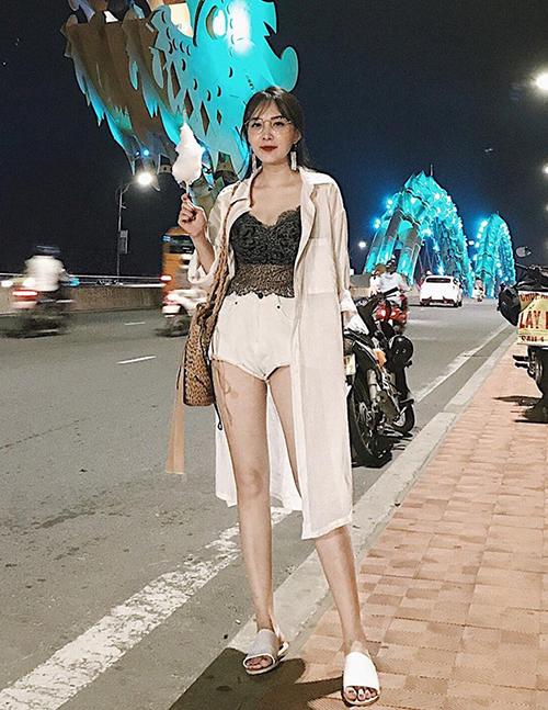 Loạt chiêu ăn mặc giúp cao hơn 5cm của các hot girl nấm lùn - 6