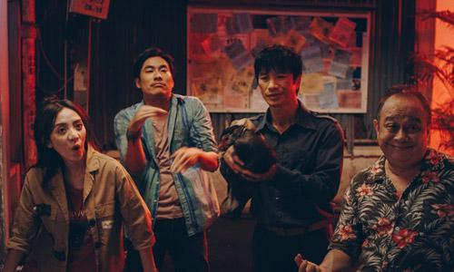 Phim hài kiểu Châu Tinh Trì của Dustin Nguyễn nhận mưa lời khen - 2