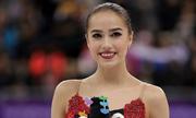 'Thiên thần' 15 tuổi khiến trai Hàn mê mẩn tại Thế vận hội Mùa đông 2018