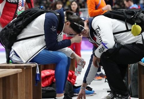 Đổ lỗi cho đồng đội khi thua cuộc tại Olympic, hai vận động viên bị người Hàn tẩy chay - 2