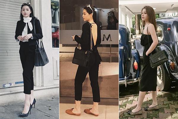 Style sang chảnh, ngập tràn đồ hiệu của bạn gái tin đồn Soobin Hoàng Sơn - 8