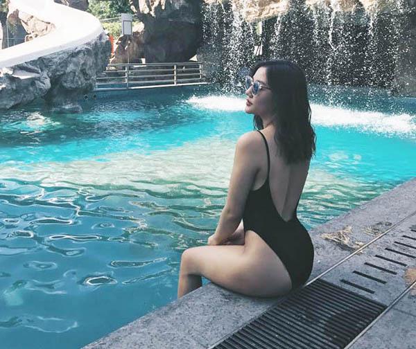 Ảnh bikini hiếm hoi của những mỹ nhân Việt dáng đẹp nhưng ít khoe - 5
