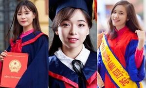 5 nữ thủ khoa đại học tài sắc vẹn toàn