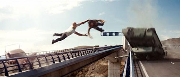 Fast and Furious 6 phá vỡ mọi định luật vật lý với cảnh đua xe tăng - 2