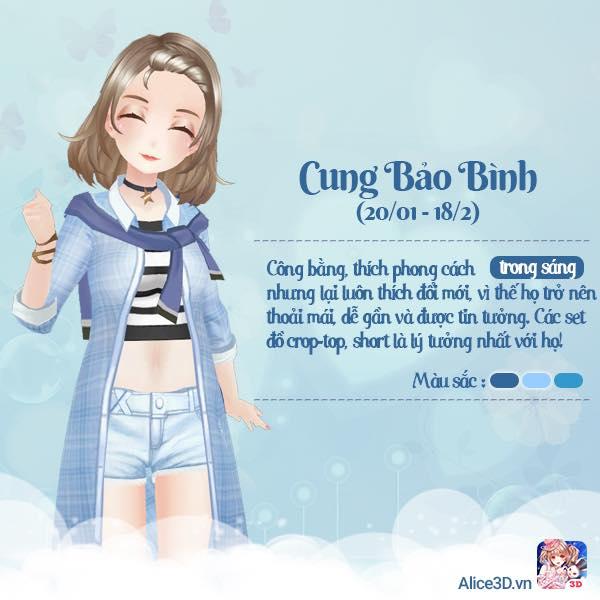 Phong cách ăn mặc chất như nước cất của 12 chòm sao trong game thời trang - 10