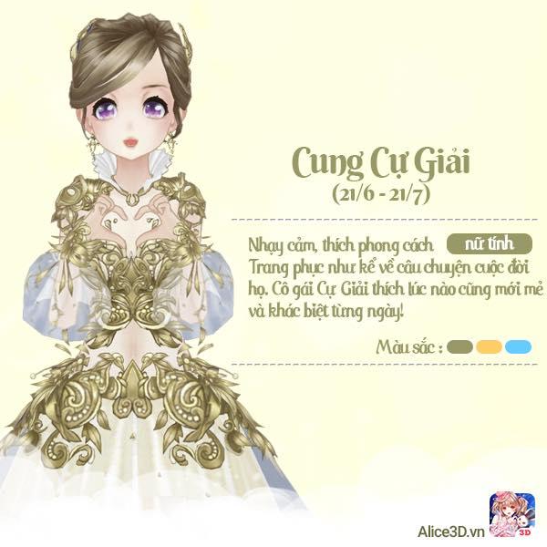 Phong cách ăn mặc chất như nước cất của 12 chòm sao trong game thời trang - 3