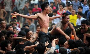 7 lễ hội lớn trở thành tụ điểm chen lấn, xô đẩy của hàng triệu người Việt hàng năm