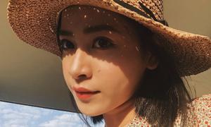 Chi Pu khiến fan thắc mắc nốt ruồi trên mặt 'bỗng dưng biến mất'