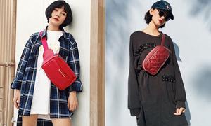 3 lý do mốt túi ngang ngực đang phủ sóng street style giới trẻ Việt