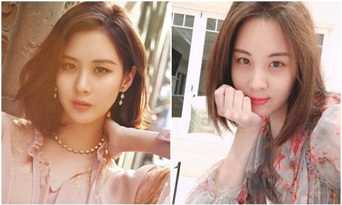 Seo Hyun rời SM nhưng nhan sắc đang ngày càng 'thăng cấp'