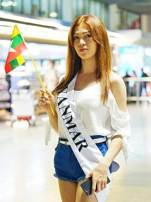 Nhiều đối thủ của Hương Giang gây thất vọng về nhan sắc - 4