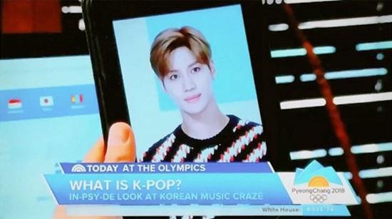 Tae Min (SHINee) được ví như Michael Jackson châu Á trên đài NBC - 1