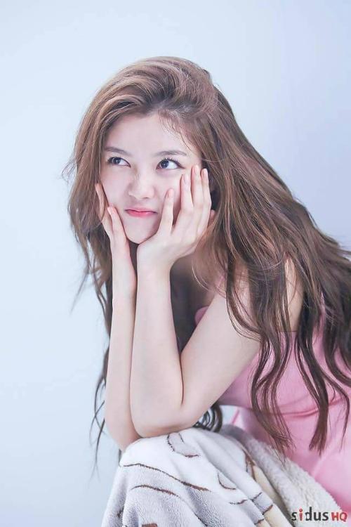 Nữ diễn viên Kim Yoo Jung
